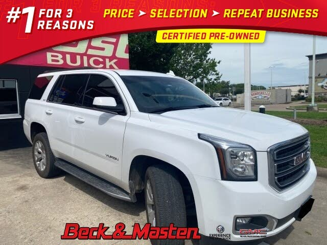 2020 GMC Yukon SLT Standard Edition RWD