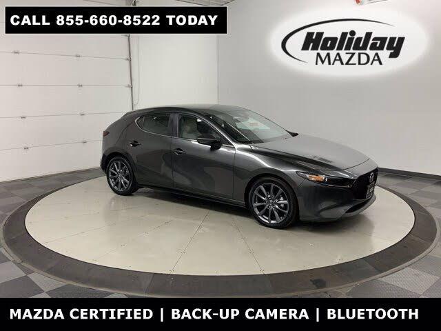 2019 Mazda MAZDA3 Hatchback FWD