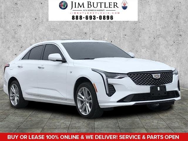 2020 Cadillac CT4 Luxury AWD