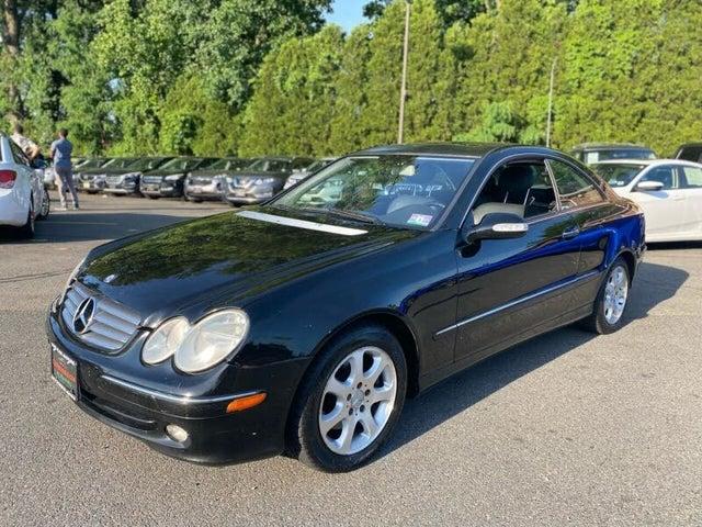 2004 Mercedes-Benz CLK-Class CLK 320 Coupe