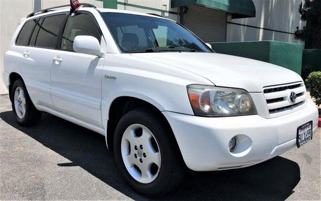 2005 Toyota Highlander Base