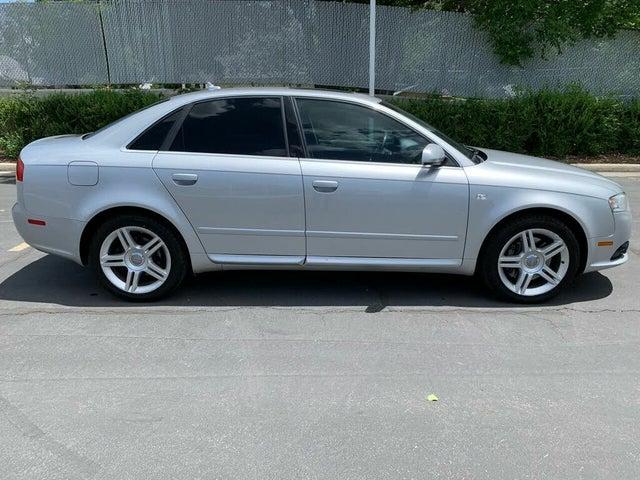 2008 Audi A4 2.0T quattro Sedan AWD