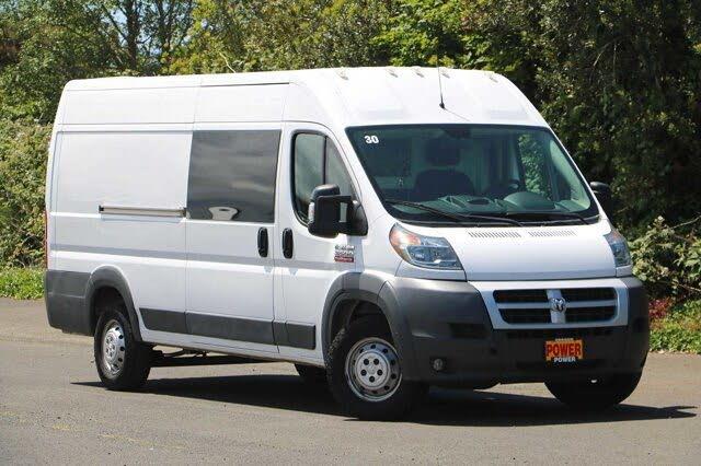 2015 RAM ProMaster 3500 159 Extended Cargo Van