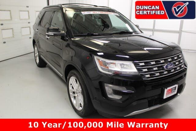 2016 Ford Explorer Limited 4WD