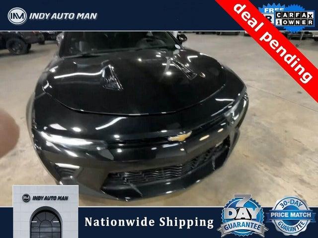 2016 Chevrolet Camaro 2SS Convertible RWD
