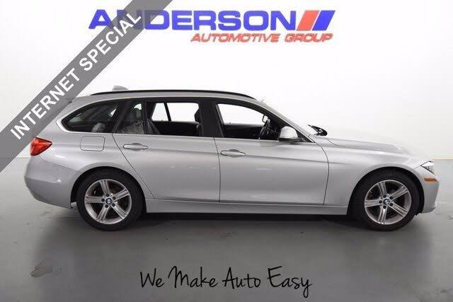 2015 BMW 3 Series 328d xDrive Wagon AWD