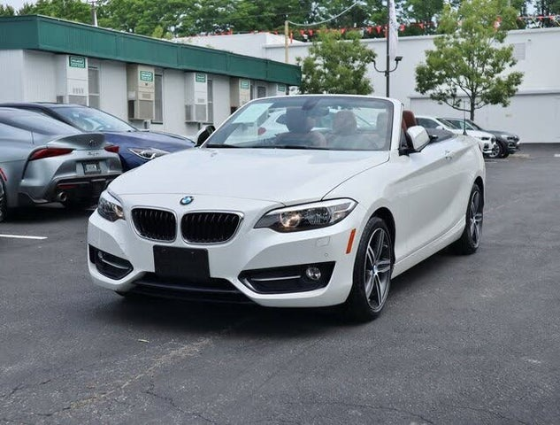 2017 BMW 2 Series 230i xDrive Convertible AWD