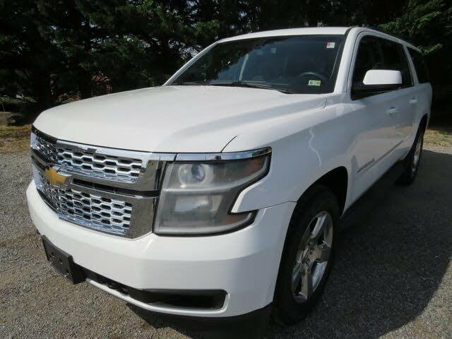 2015 Chevrolet Suburban 1500 Fleet 4WD