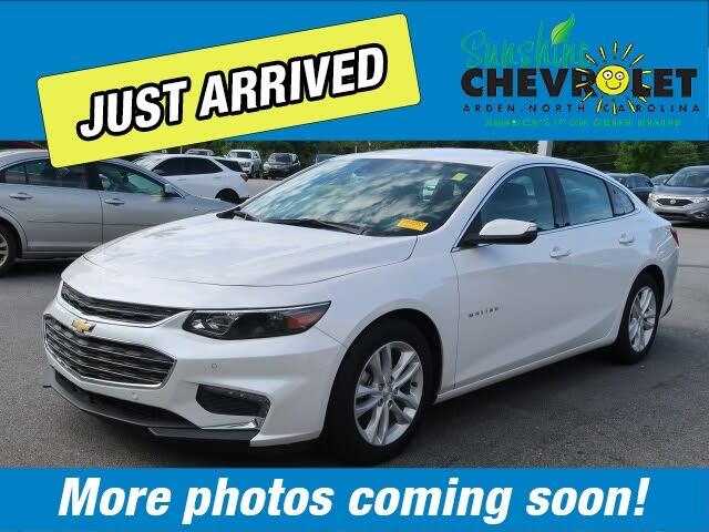 2018 Chevrolet Malibu Hybrid FWD