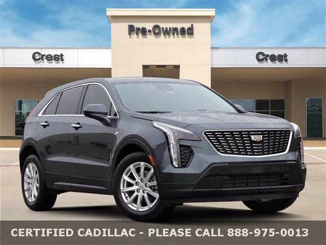 2020 Cadillac XT4 Luxury FWD