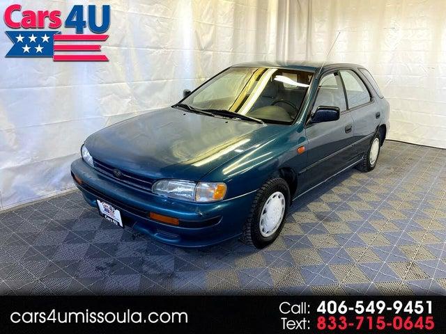 1993 Subaru Impreza 4 Dr L Wagon