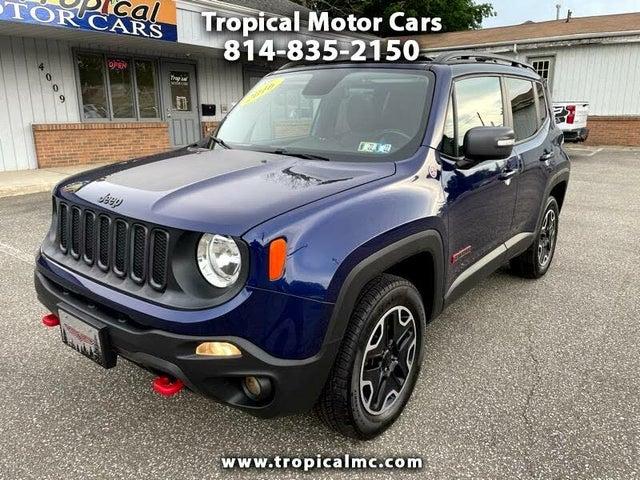 2016 Jeep Renegade Trailhawk 4WD