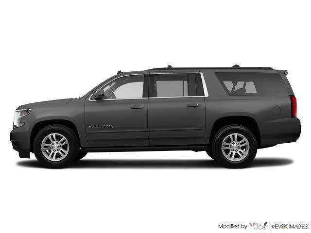 2018 Chevrolet Suburban 1500 LS 4WD