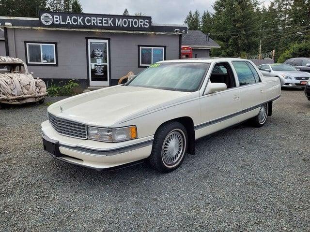 1995 Cadillac DeVille Sedan FWD