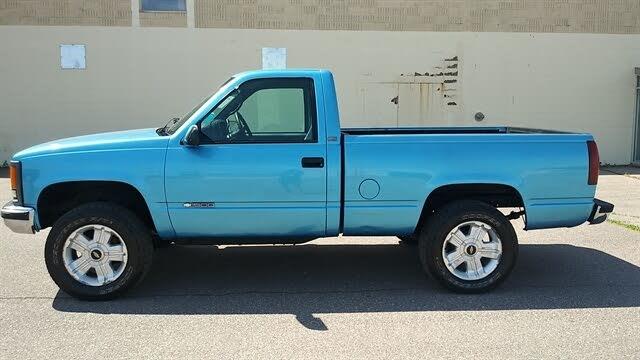 1995 Chevrolet C/K 1500 Silverado 4WD