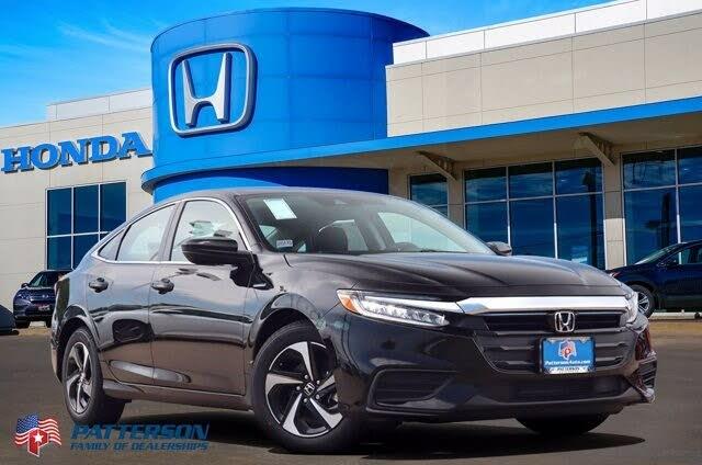 2022 Honda Insight EX FWD