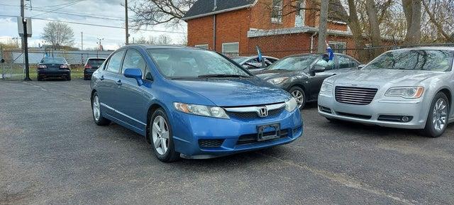 2010 Honda Civic EX-L