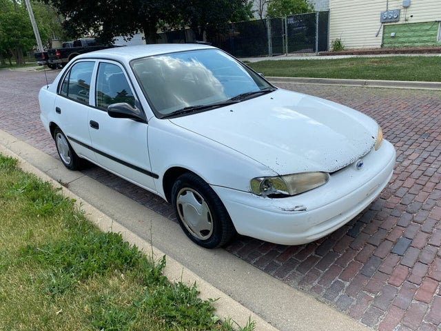 2001 Chevrolet Prizm FWD