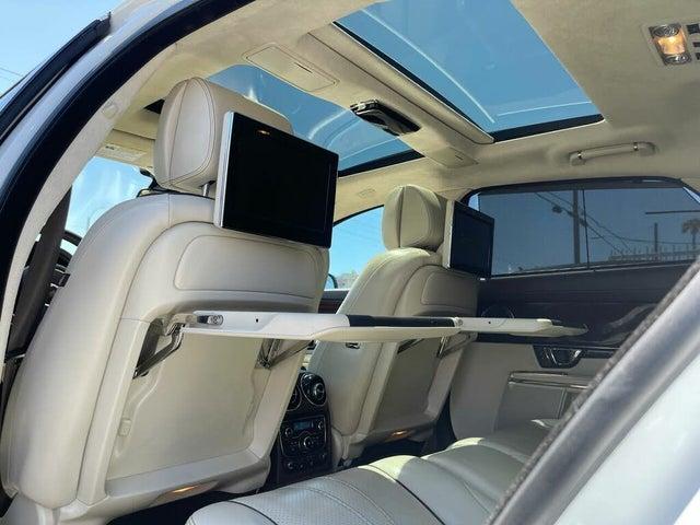 2015 Jaguar XJ-Series XJL Portfolio RWD