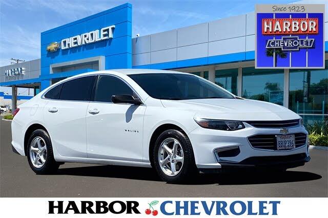 2016 Chevrolet Malibu LS FWD