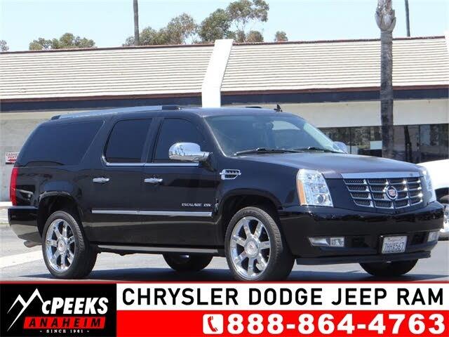 2014 Cadillac Escalade ESV Luxury 4WD
