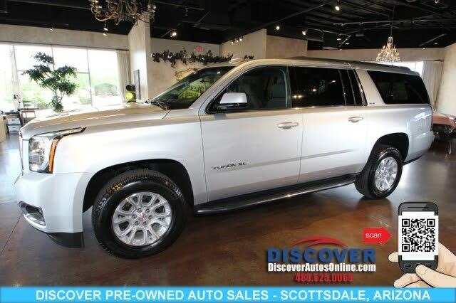 2020 GMC Yukon XL SLE RWD