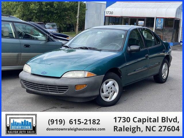 1999 Chevrolet Cavalier Sedan FWD