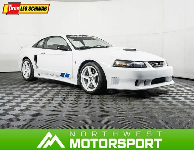2001 Ford Mustang GT Premium Coupe RWD