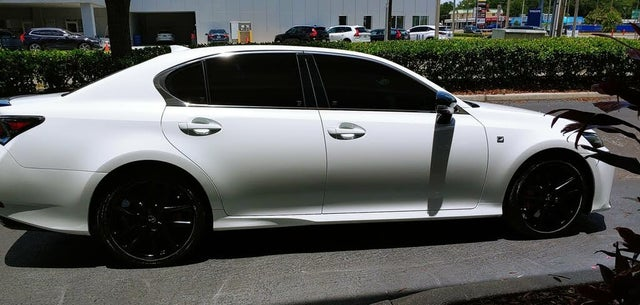 2020 Lexus GS 350 F Sport RWD