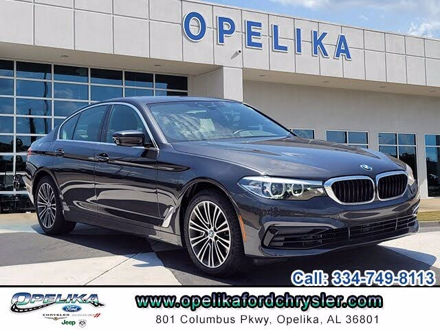 2020 BMW 5 Series 540i Sedan RWD