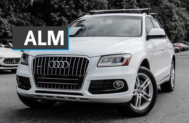 2015 Audi Q5 2.0T quattro Premium Plus AWD