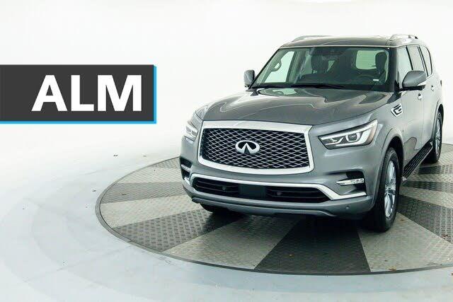 2020 INFINITI QX80 Luxe AWD