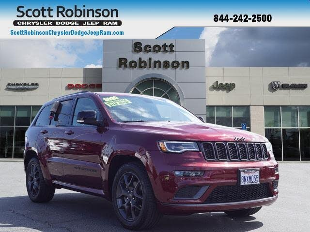 2020 Jeep Grand Cherokee Limited X RWD