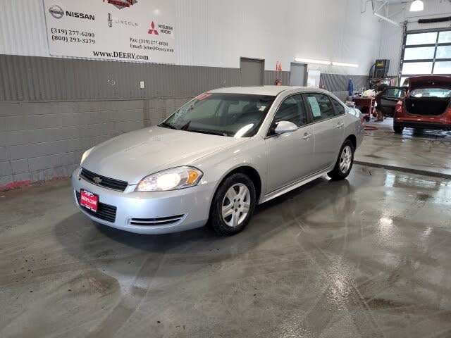 2009 Chevrolet Impala LS FWD