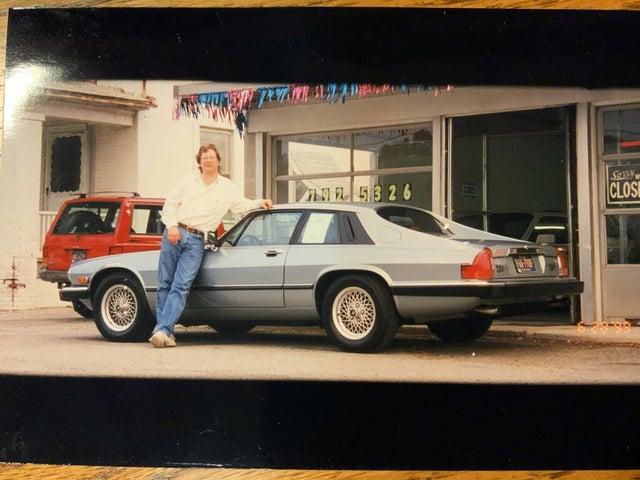 1990 Jaguar XJ-Series XJS Coupe RWD