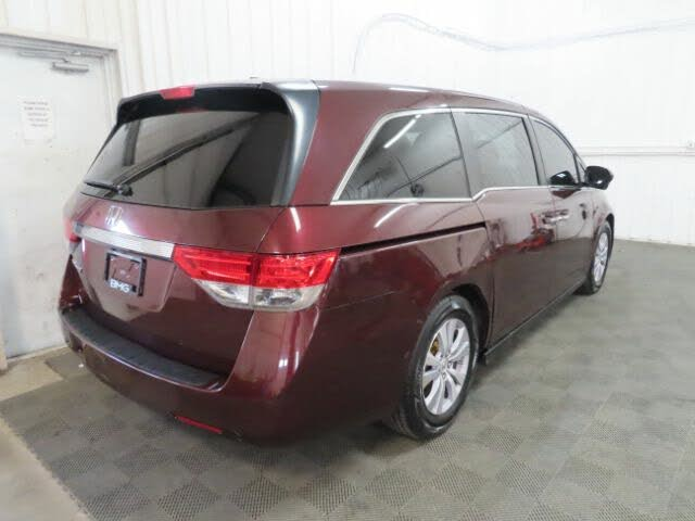 2014 Honda Odyssey EX-L FWD
