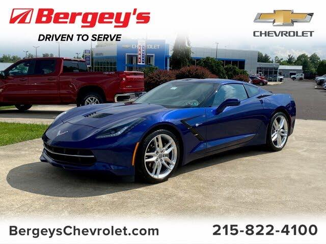 2018 Chevrolet Corvette Stingray 1LT Coupe RWD