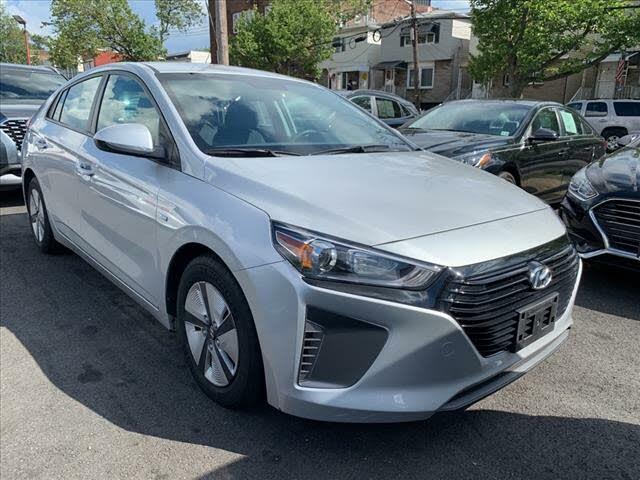 2018 Hyundai Ioniq Hybrid Blue FWD