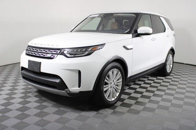 2018 Land Rover Discovery V6 HSE Luxury AWD
