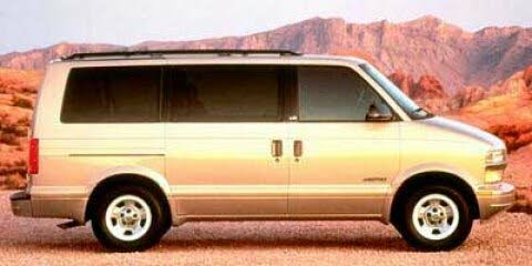 1999 Chevrolet Astro LS Extended RWD