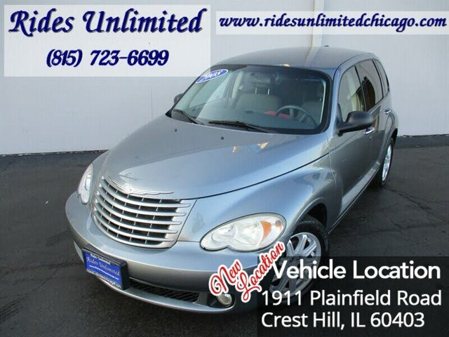 2008 Chrysler PT Cruiser Touring Wagon FWD