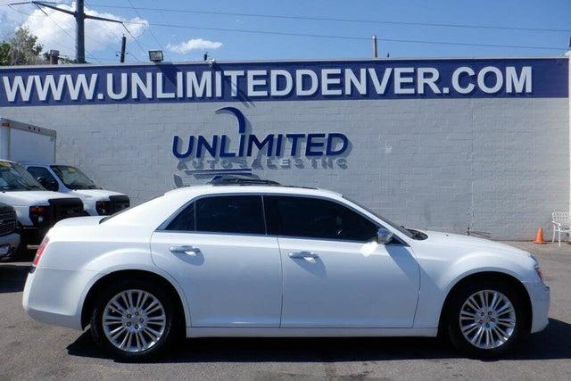 2013 Chrysler 300 C Luxury Series AWD