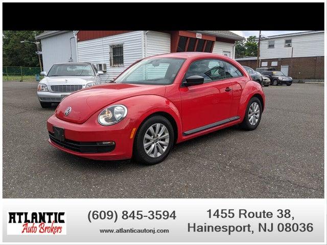 2015 Volkswagen Beetle Entry