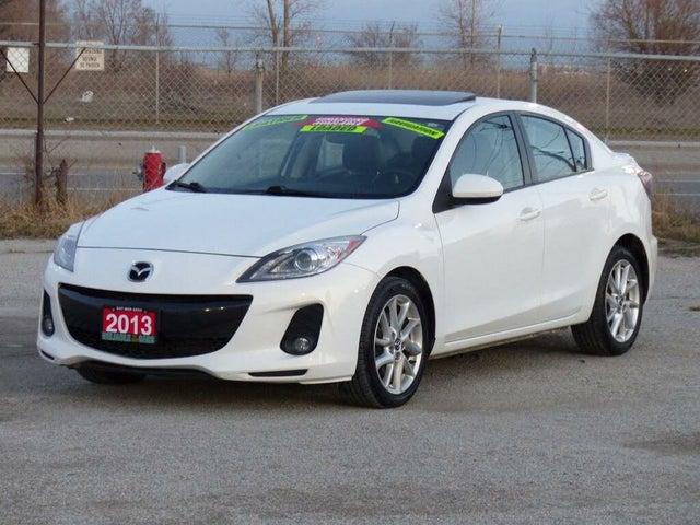 2013 Mazda MAZDA3 GT