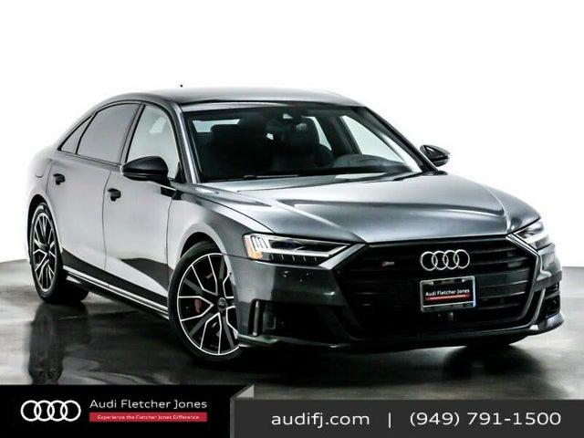 2020 Audi S8 4.0T quattro AWD