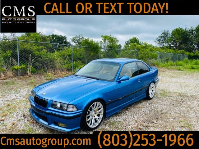 1998 BMW M3 Coupe RWD