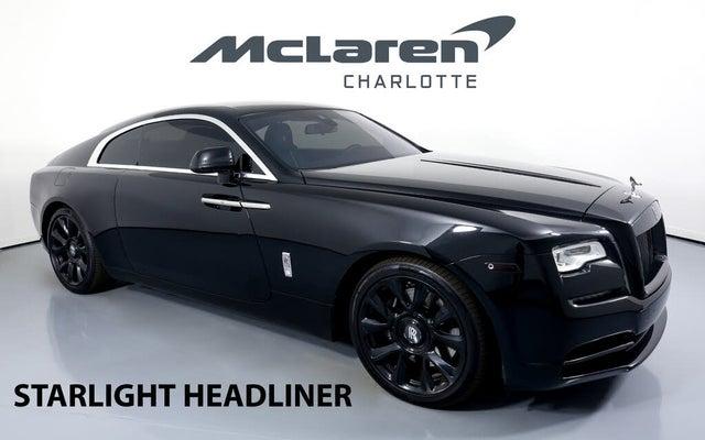 2019 Rolls-Royce Wraith RWD