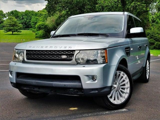 2011 Land Rover Range Rover Sport HSE Luxury 4WD