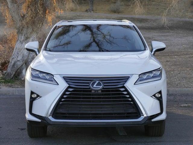 2018 Lexus RX 350L Luxury FWD