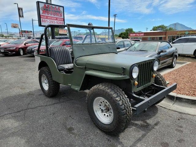 1947 Willys Jeep Wagon